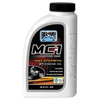 MC-1 Racing Full Synthetic 2T Engine Oil