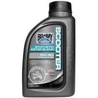 Scooter Synthetic Ester Blend 4T Engine Oil