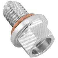 Aluminum and Steel Magnetic Oil Drain Plugs - Replacement Crush Washers