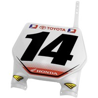 CRF Stadium Number Plates for Honda