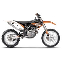 Race Graphics and Trim Kit for KTM