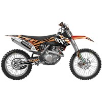 Rebeaud 2015 Team Graphic Kit for KTM