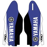 Yamaha Evo Lower Fork Guards Graphics