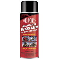 Degreaser for Chains and Sprockets