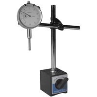 Dial Indicator Gauge and Magnetic Base Stand