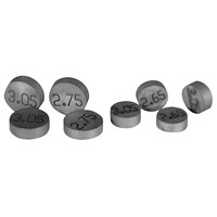 Valve Adjustment Shims 7.5mm Diameter