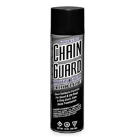 100% Synthetic Crystal Clear Chain Guard