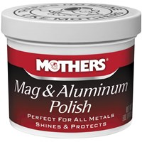 Mag and Aluminum Polish