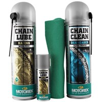 Racing Chain Clean Care Kit