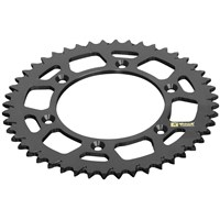 ProX Aluminum Rear Sprocket Features