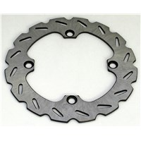 Honda CR125 RipTide Brake Rotor Stainless Steel