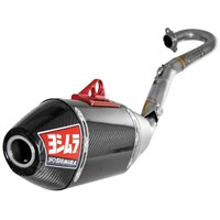 Offroad RS-4 Stainless Slip-Ons with 94db spark arrestor