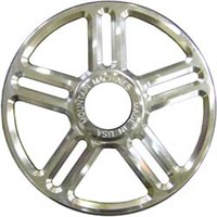 Double 5-Spoke Billet Wheel