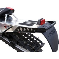 Polaris Pro Ride RMK '11-13 Custom Aluminum Bumper