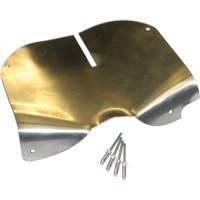 Nose Cone Block Off for Polaris Pro RMK