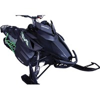Air Frame Composite Lightweight Hood, Air Intake, Headlight Delete Kit for Arctic Cat