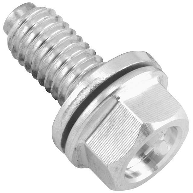 Aluminum and Steel Magnetic Oil Drain Plugs