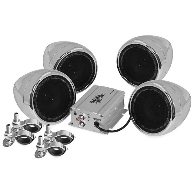 1000-Watt Bluetooth® 3-Speaker Kit