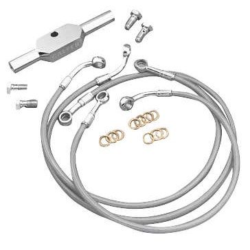 Cruiser Brake And Clutch Line Kits