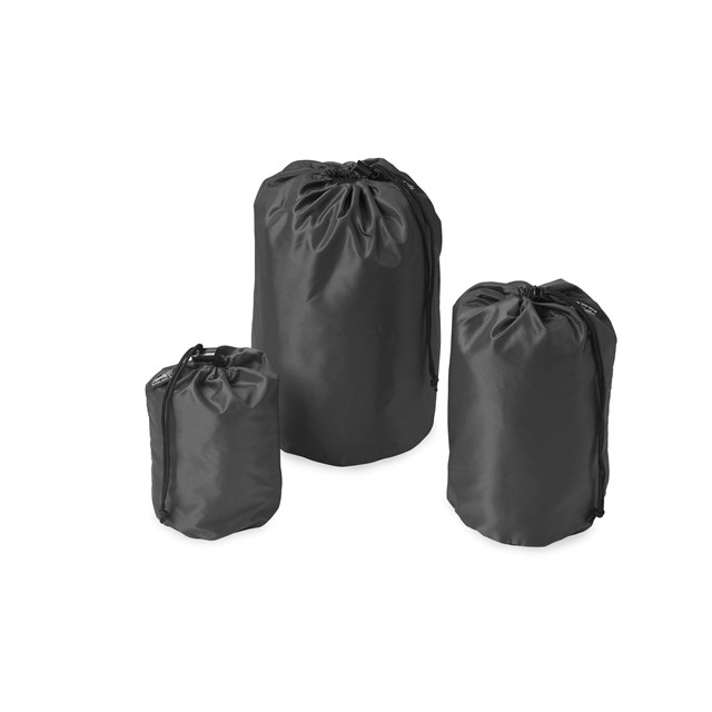 3-Piece Cubby Stuff Sac