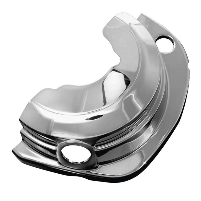 Chrome Clutch Top Cover For Hayabusa