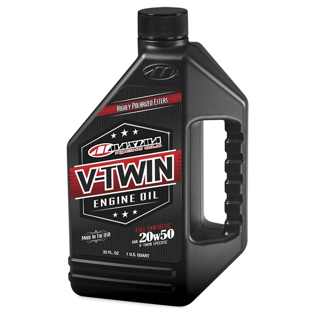 V-Twin Full Synthetic Oil