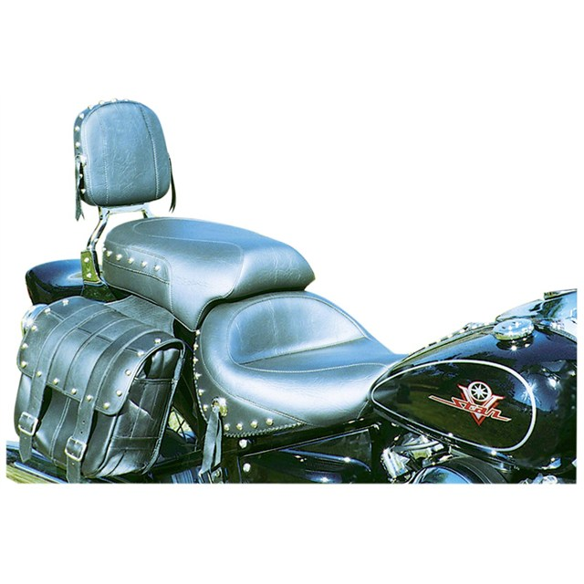 1-Piece Wide Touring Seats for Suzuki