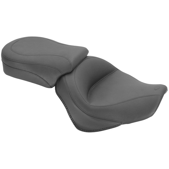 2-Piece Wide Touring Seats for Triumph