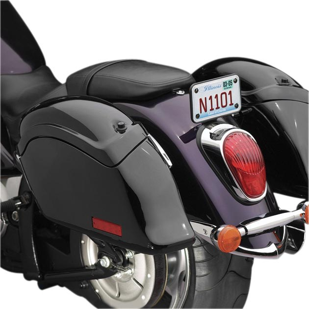 Cruiseliner™ Hard Saddlebags