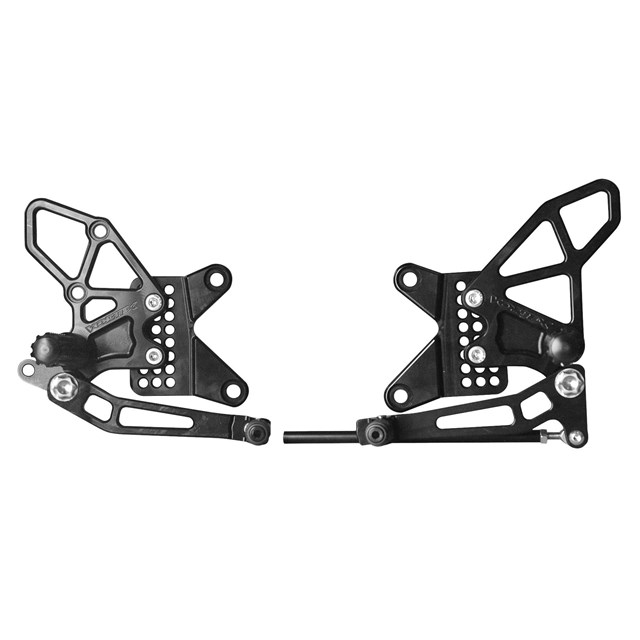 Adjustable Rear Sets