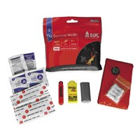 Survive Outdoors Longer® Survival Medic Kit