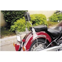 Rear Fender Mini Racks for Cruisers for Yamaha