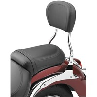 Round Sissy Bar With Pad