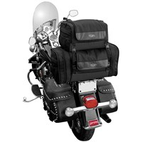 Motorcycle Luggage System