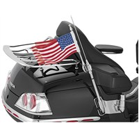 American Flag Mount with Flag for GL1800