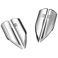 Chrome Fork Protector Covers for Yamaha Raider