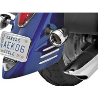 Fender Louvers for Honda VTX