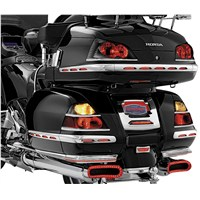 Saddlebag Taillight Accents for GL1800