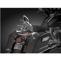 Transformer™ Backrest with Fold-Down Luggage Rack