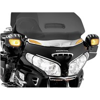Windshield Trim with Turn Signal Accents for GL1800