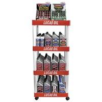 Lucas Oil® 4-Tier Rack