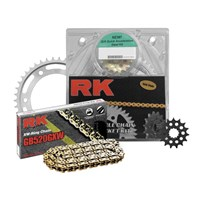 Quick Acceleration Chain And Sprocket Kits