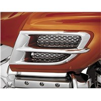 Chrome Side Fairing Accent Grille
