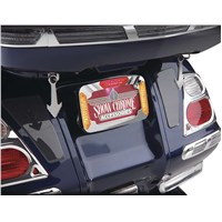 LED Turn Signal License Plate Frame