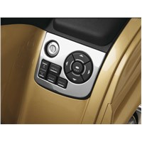 Navigation Accent Panel
