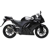 M-2, M-5 Black Series Slip-Ons for Kawasaki