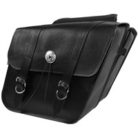 Deluxe Slant Saddlebags