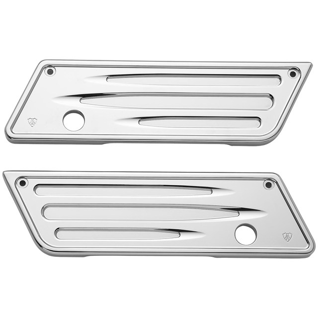 Saddlebag Latch Covers