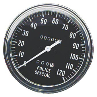 "5"" FL Type Speedometers"