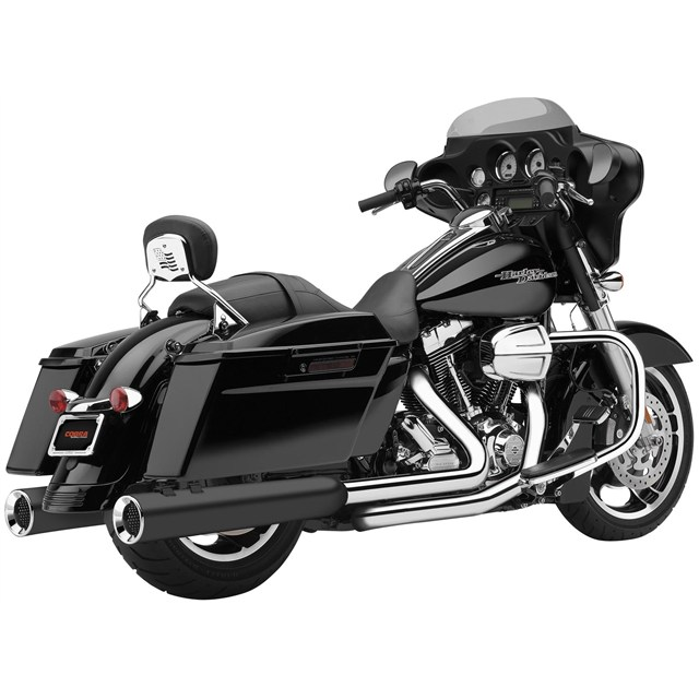 "Power-Flo 4-1/2"" Slip-On Mufflers"